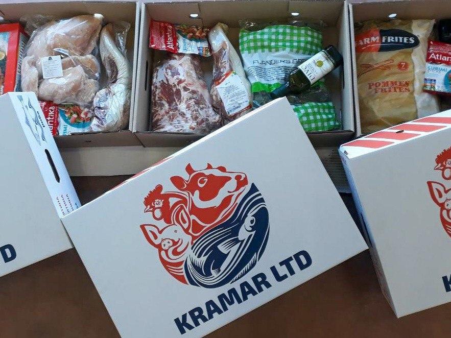 Крамар ЛТД: м'ясо та риба гуртом від прямого імпортера набирає популярності